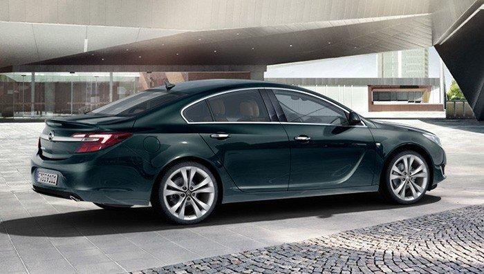 Opel Insignia Sedan 2 14-2 15: Купить новый седан