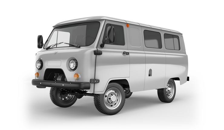 Новый УАЗ остекленный фургон-буханка