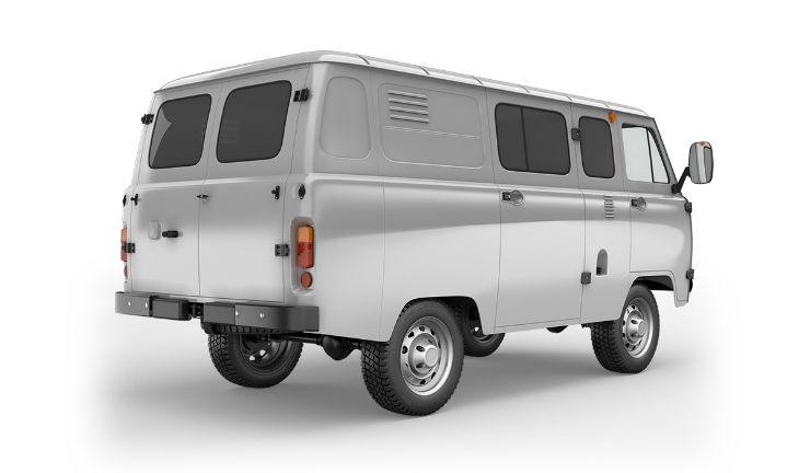 Новый УАЗ-буханка: фургон комби